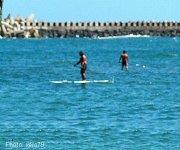 Kalapaki longboarder