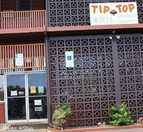 The Tip Top Cafe