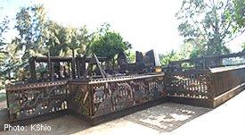 Lydgate Kalamani playground